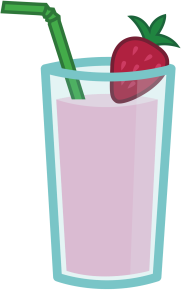 strawberry_and_banana_smoothie_with_a_green_straw_by_dipi11-d6ik81z